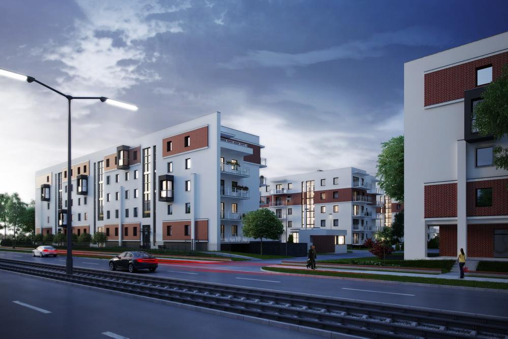 "Osiedle Winnica - budynek ""L7"""
